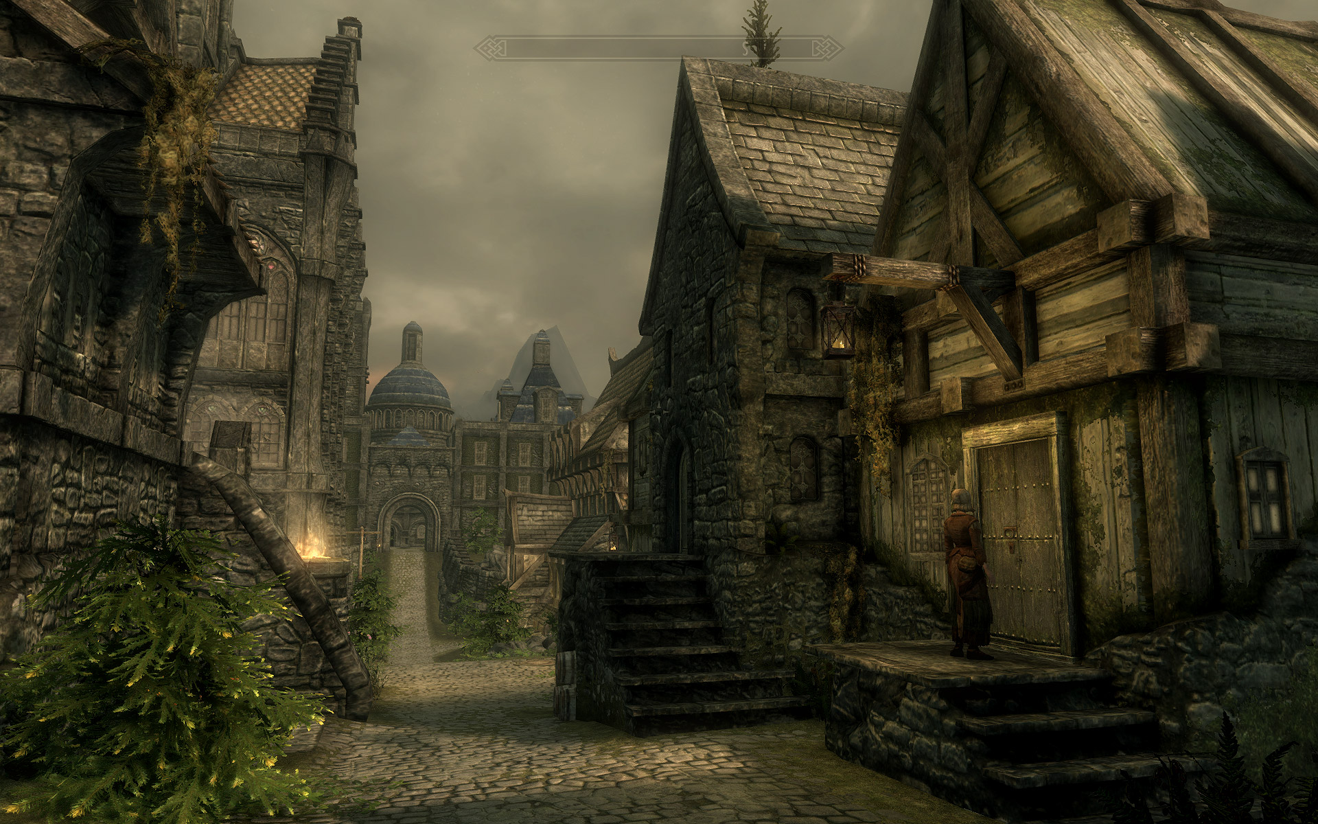 """A quick and basic Elder Scrolls: Skyrim """"install and"""